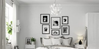 6 Ide Furniture Scandinavian Style untuk Kamar Tidur