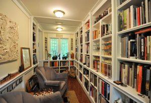 Cara Desain Perpustakaan Pribadi Yang Menarik dan Tidak Membosankan