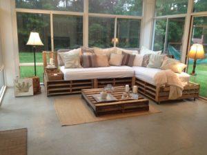 Inspirasi Furniture Kayu Daur Ulang