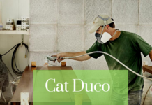 Tips Aplikasi Cat Duco Kayu