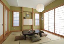 Pemilihan Meja Lesehan dan Perabot Lain untuk Ruang Tamu Bergaya Jepang