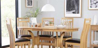 Model Meja Makan yang Tepat untuk Rumah Minimalis
