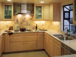 Jenis Kayu Ringan untuk Furniture Dapur